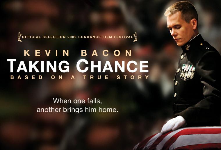 O último filme que eu vi foi... Hbo-taking-chance