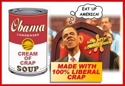 Obama Cream of Crap